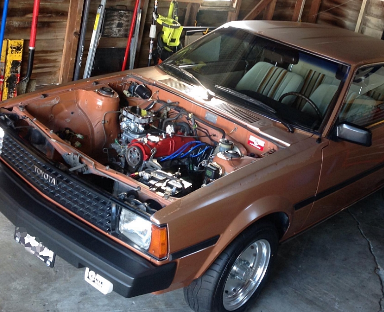 [Image: AEU86 AE86 - OST-071: For an AE71 - Larg...a liftback]